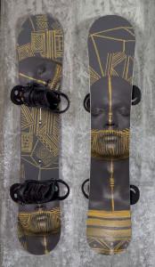 kayapo snowboard 2