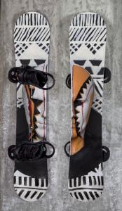 maasai snowboard